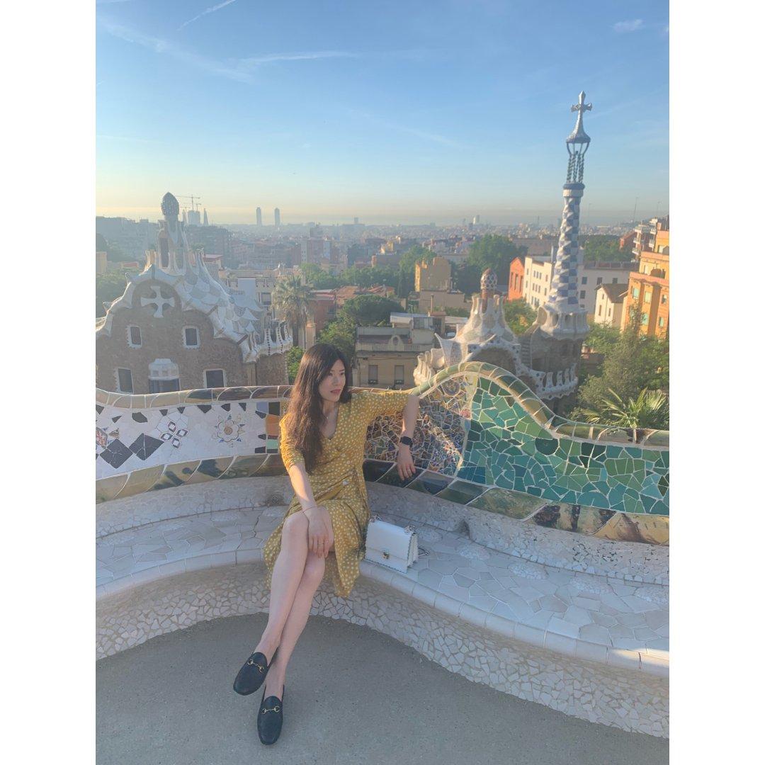 【旅游 | 巴塞罗那】古埃尔公园的...