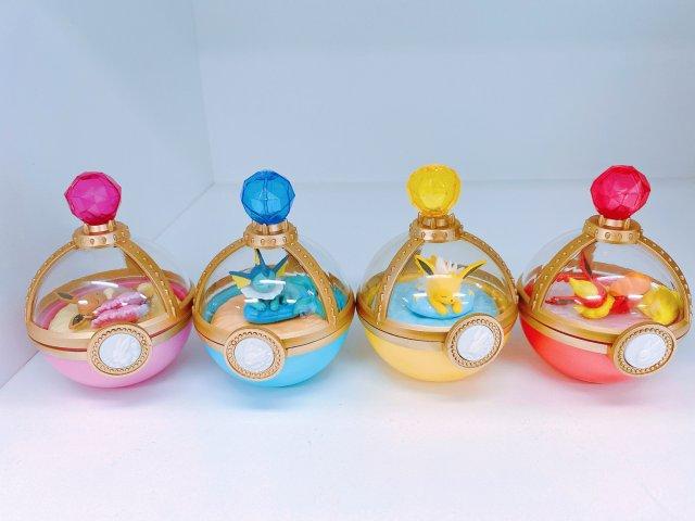 伊布水晶香水球