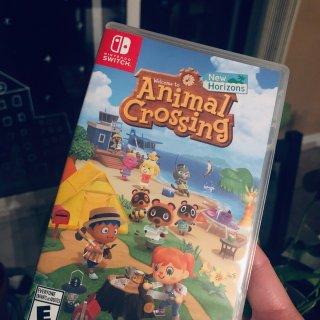 Animal Crossing首发...