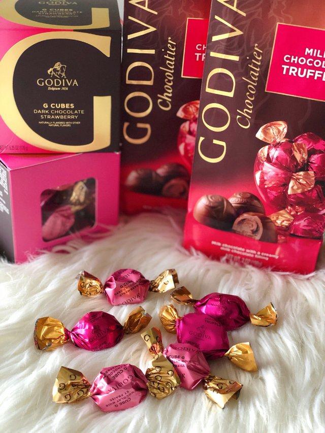浓情Godiva | 粉色控的甜蜜时刻💗