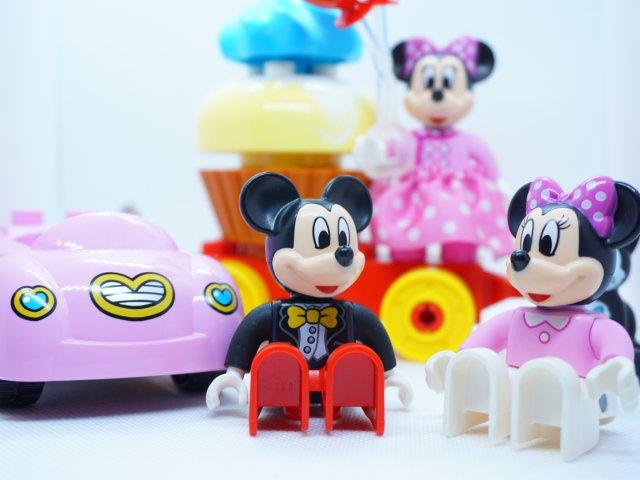 ❥ Mickey&Minne排排坐