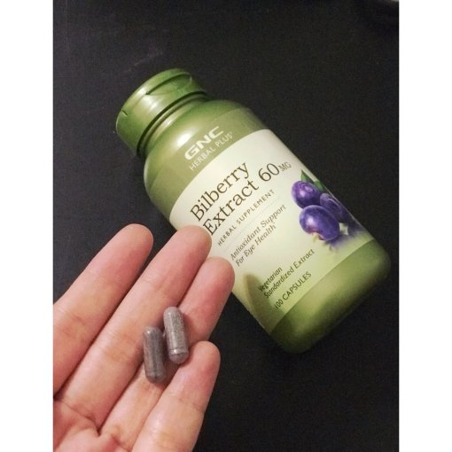 Day3-GNC两款herbal系列保健品分享