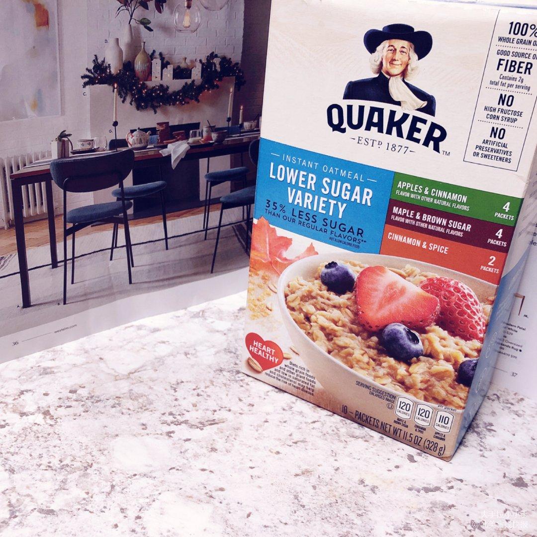 Quarke速溶燕麦