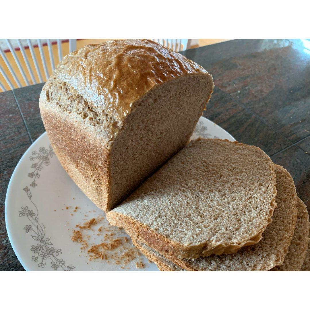 Hamilton面包机—全麦面包