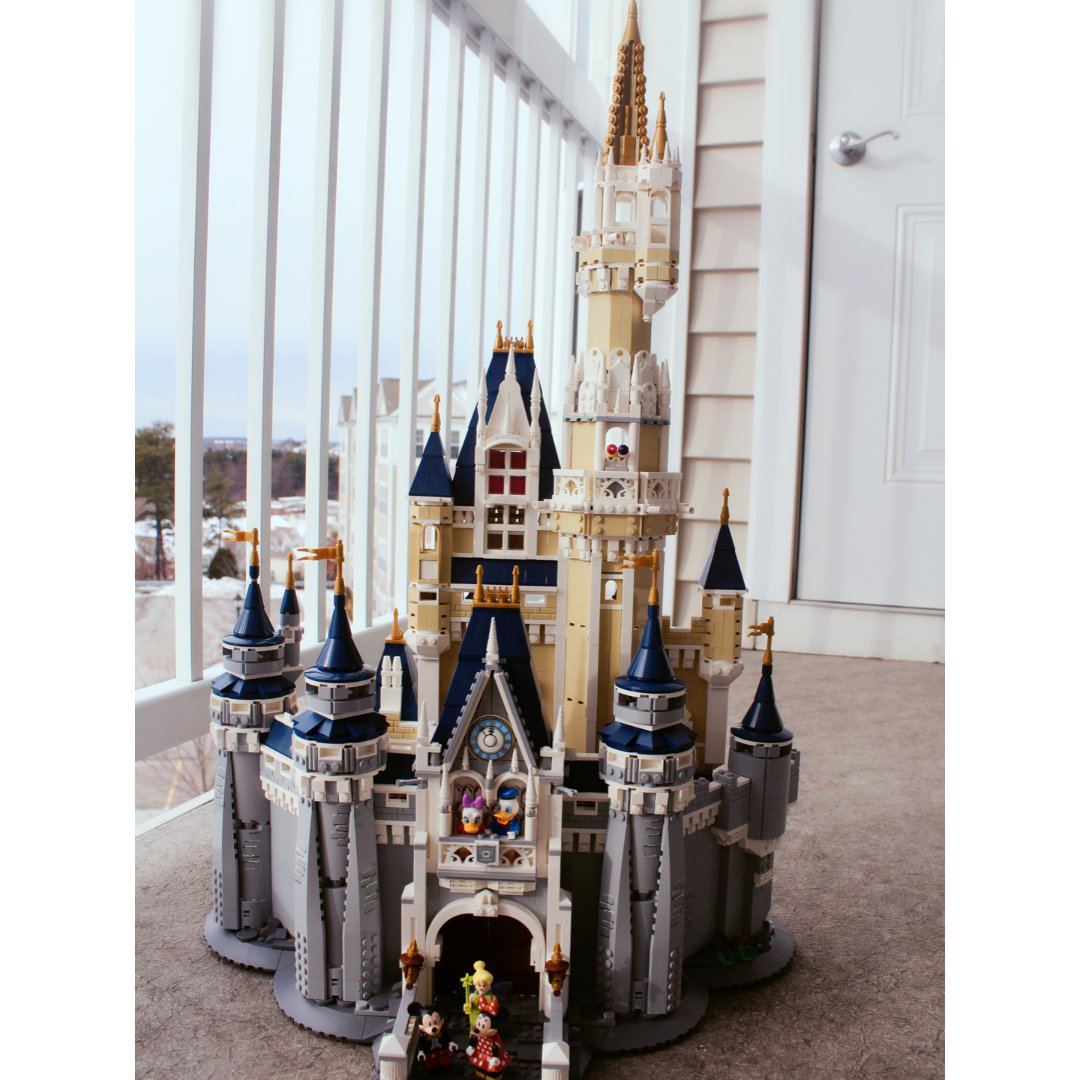 Lego 71040 迪斯尼城堡—...