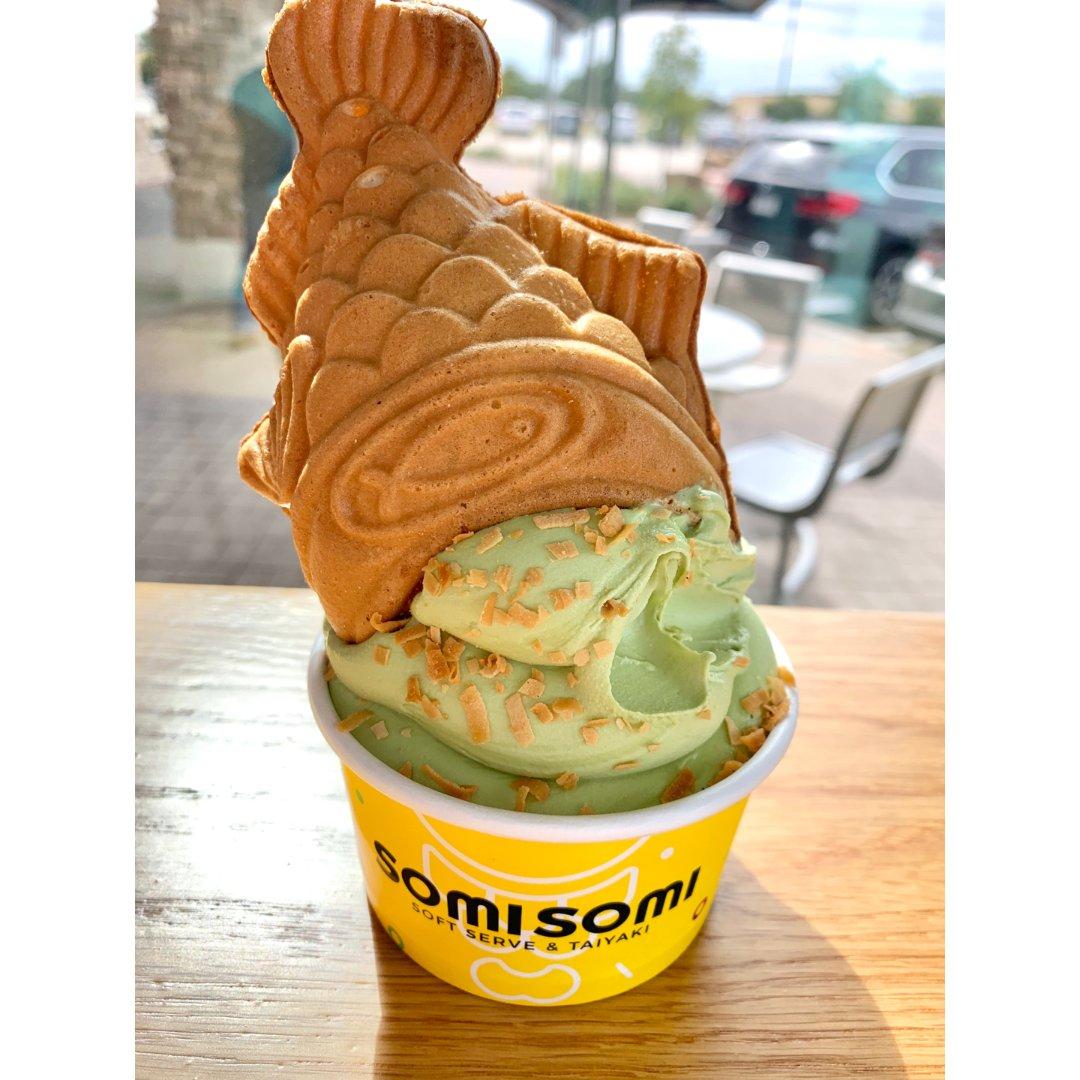SomiSomi冰激淋鲷鱼烧