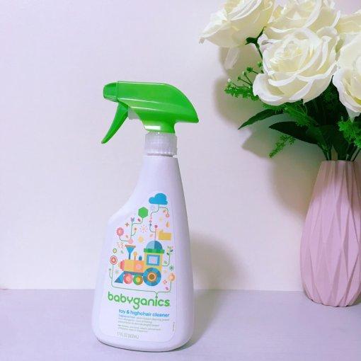 BabyGanics妈妈放心的好产品!