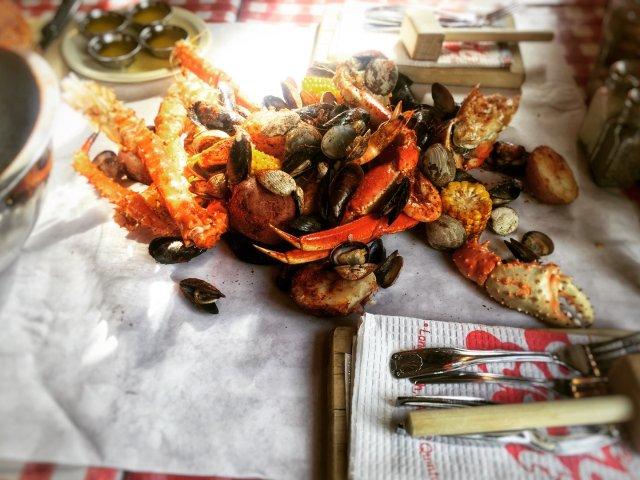 美食攻略 | 快来西雅图敲螃蟹🦀️...