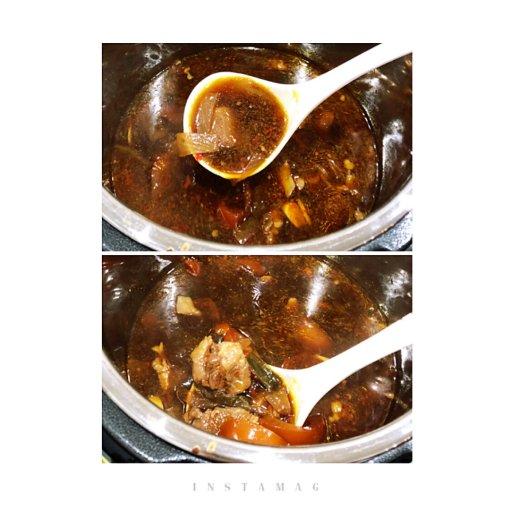 Instant Pot 台式紅燒牛肉麵一鍋到底