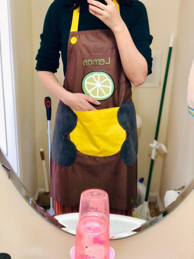 厨娘必备实用小围裙