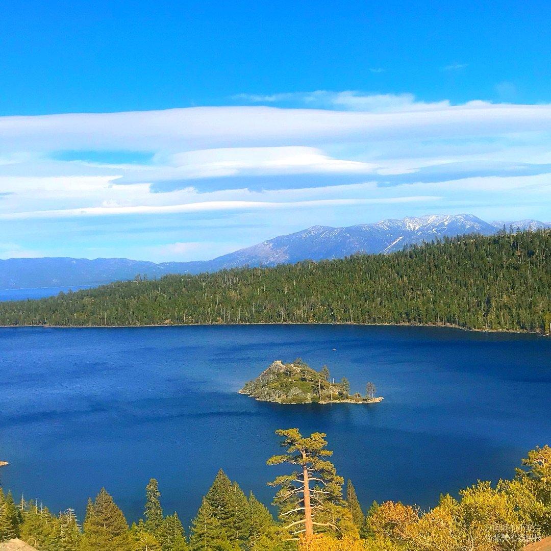 短途旅游lake Tahoe