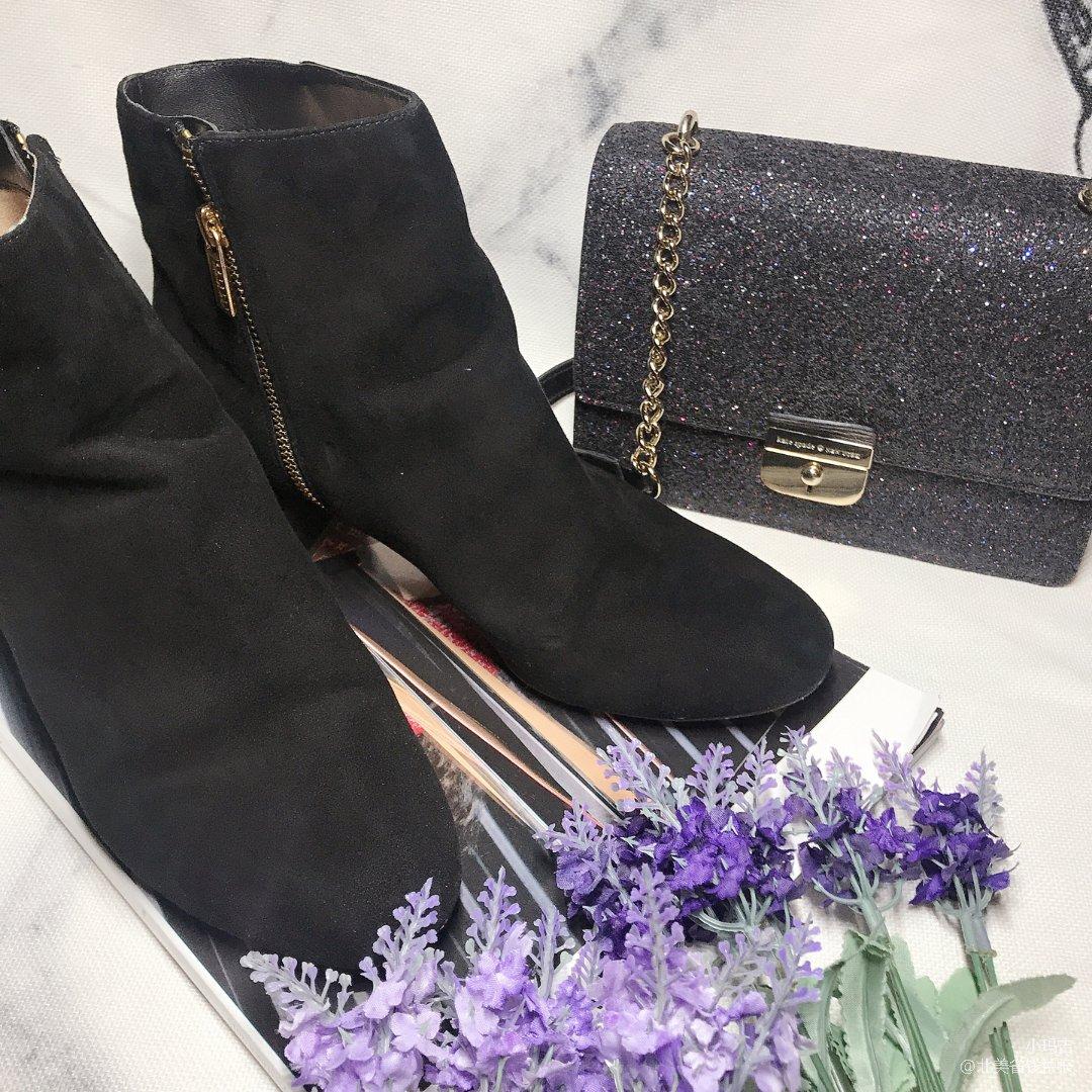 包包鞋子一个色3⃣️黑色是百搭的颜色💕