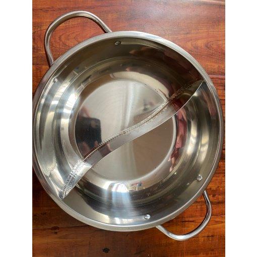 适合煮螺蛳粉的鸳鸯锅😋