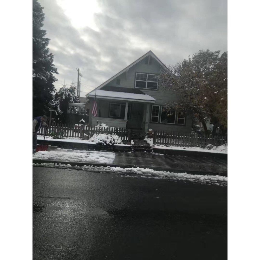 28.黑五~冬天的第一场大雪
