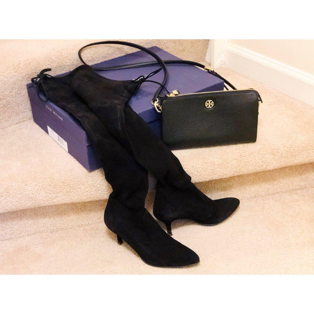 包包鞋子一个色#1 🖤黑色🖤