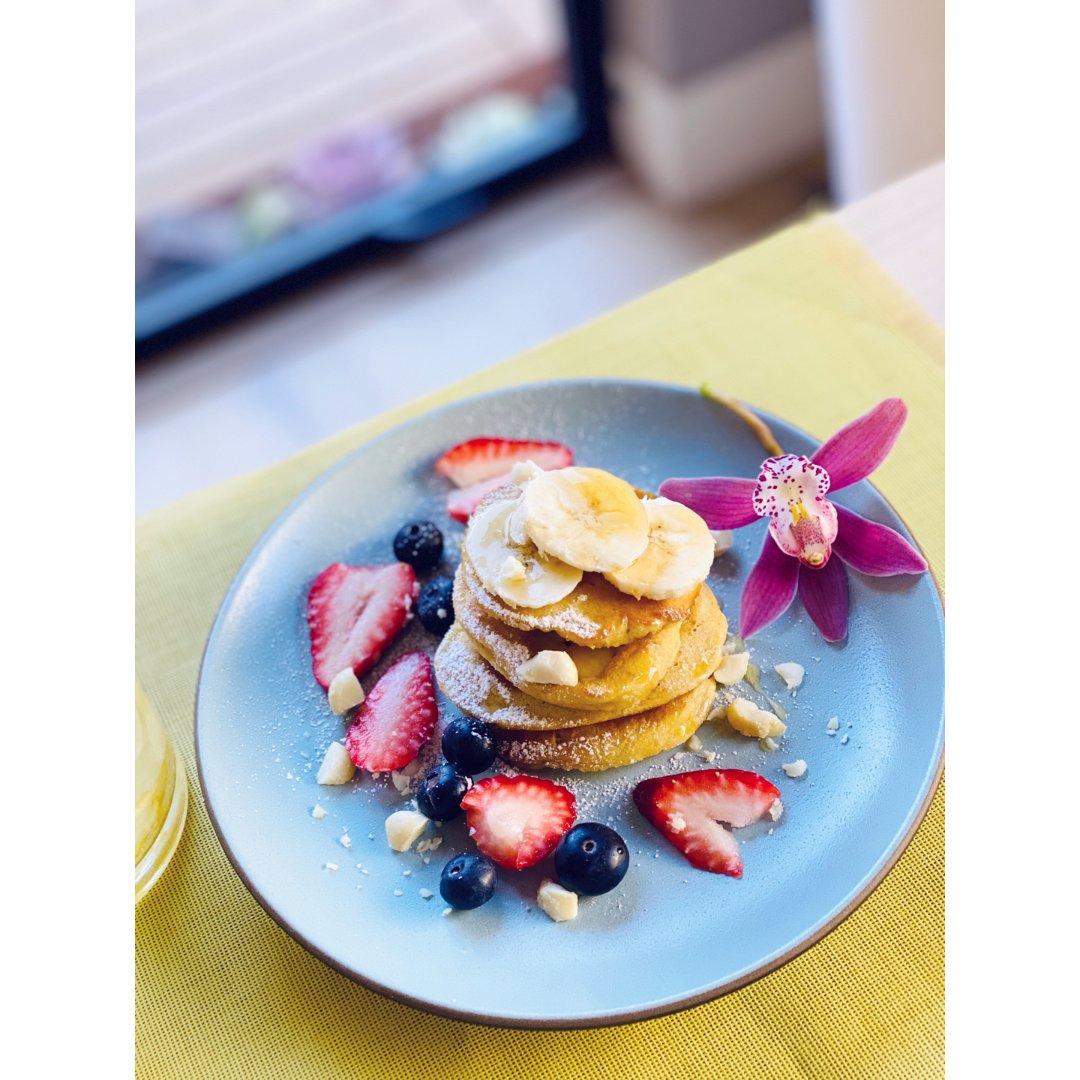 为自己做一个美丽的早餐,带来一天的...