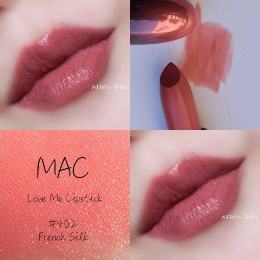 mac桃子豆奶