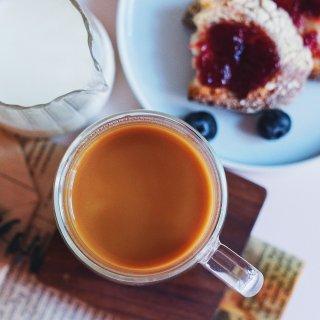 ☕️ 下午茶绝配饮品之UCC炭烧咖啡 🍪...