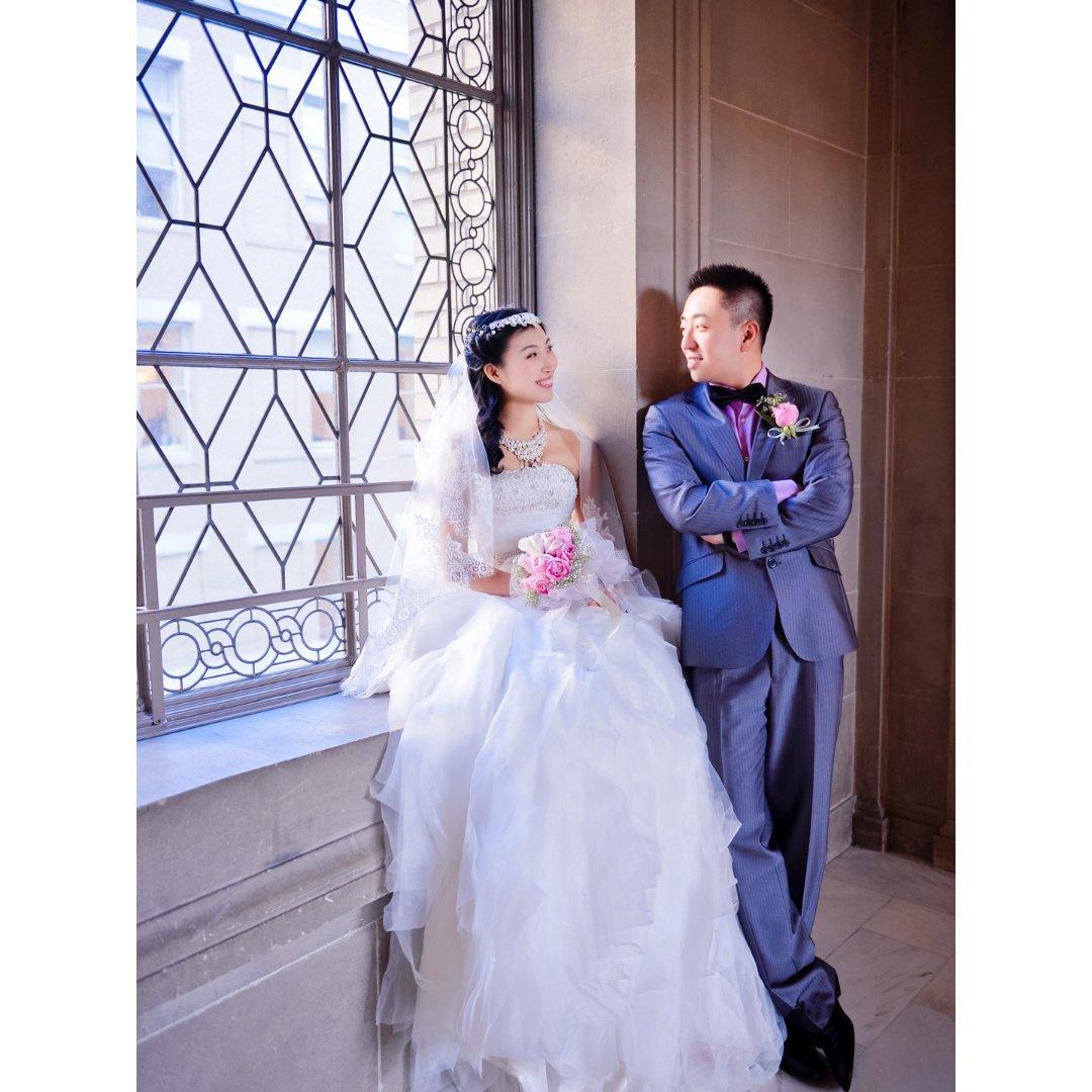 婚礼💒回顾半个DIY婚礼