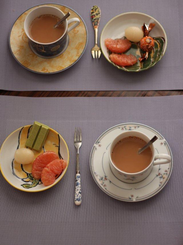 在家也可精致下午茶☕️