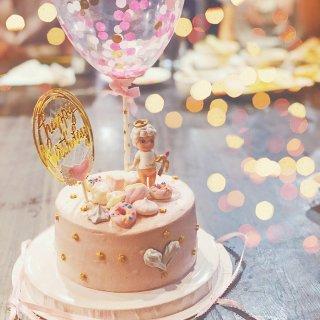 生日快乐鸭!ins风网红蛋糕🎂+玻尿酸鸭...