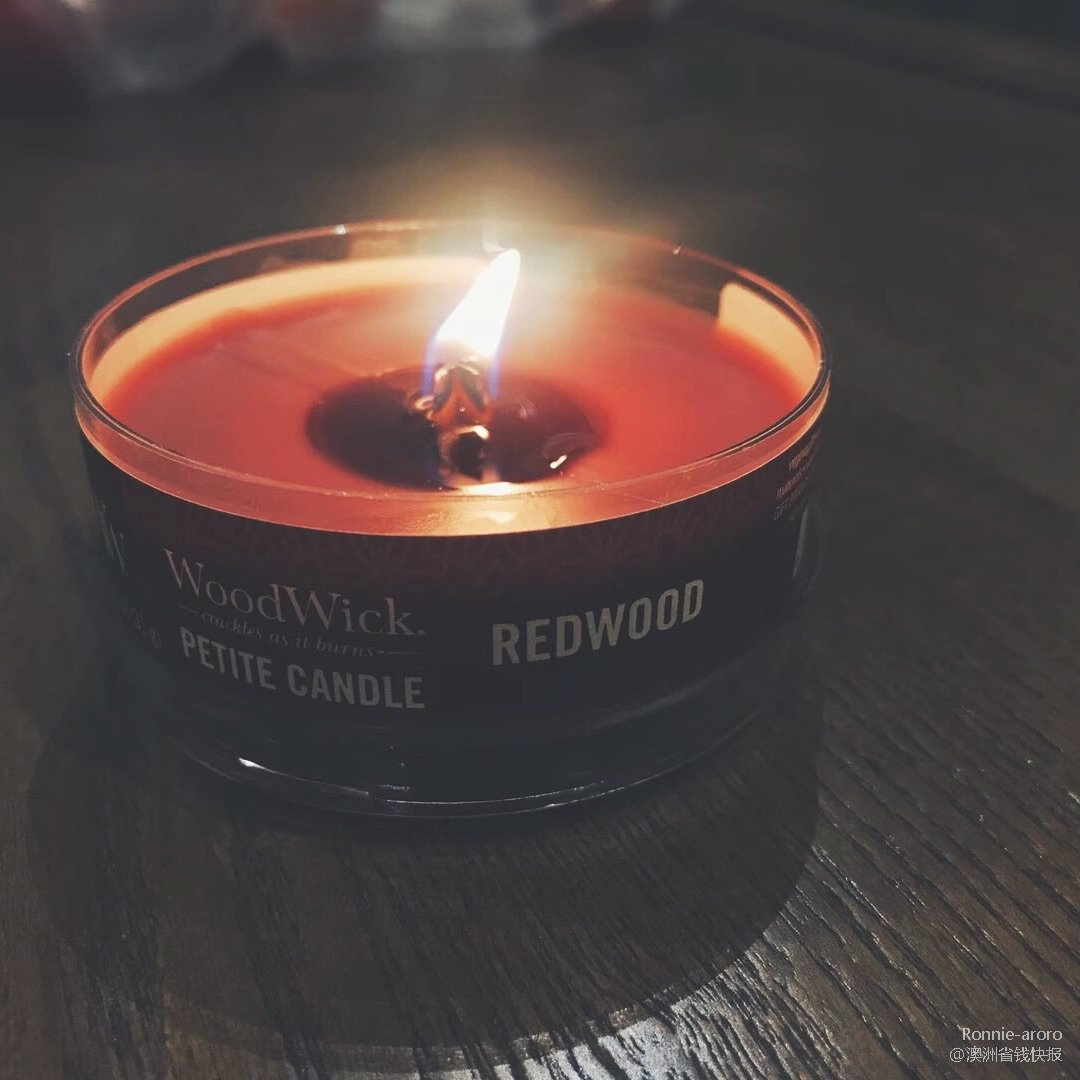 一个烧得像壁炉的蜡烛!...