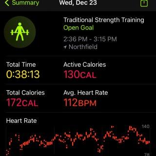健身打卡Day3|130卡|减肥为什么要...