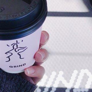伦敦咖啡|Thanks for Grin...
