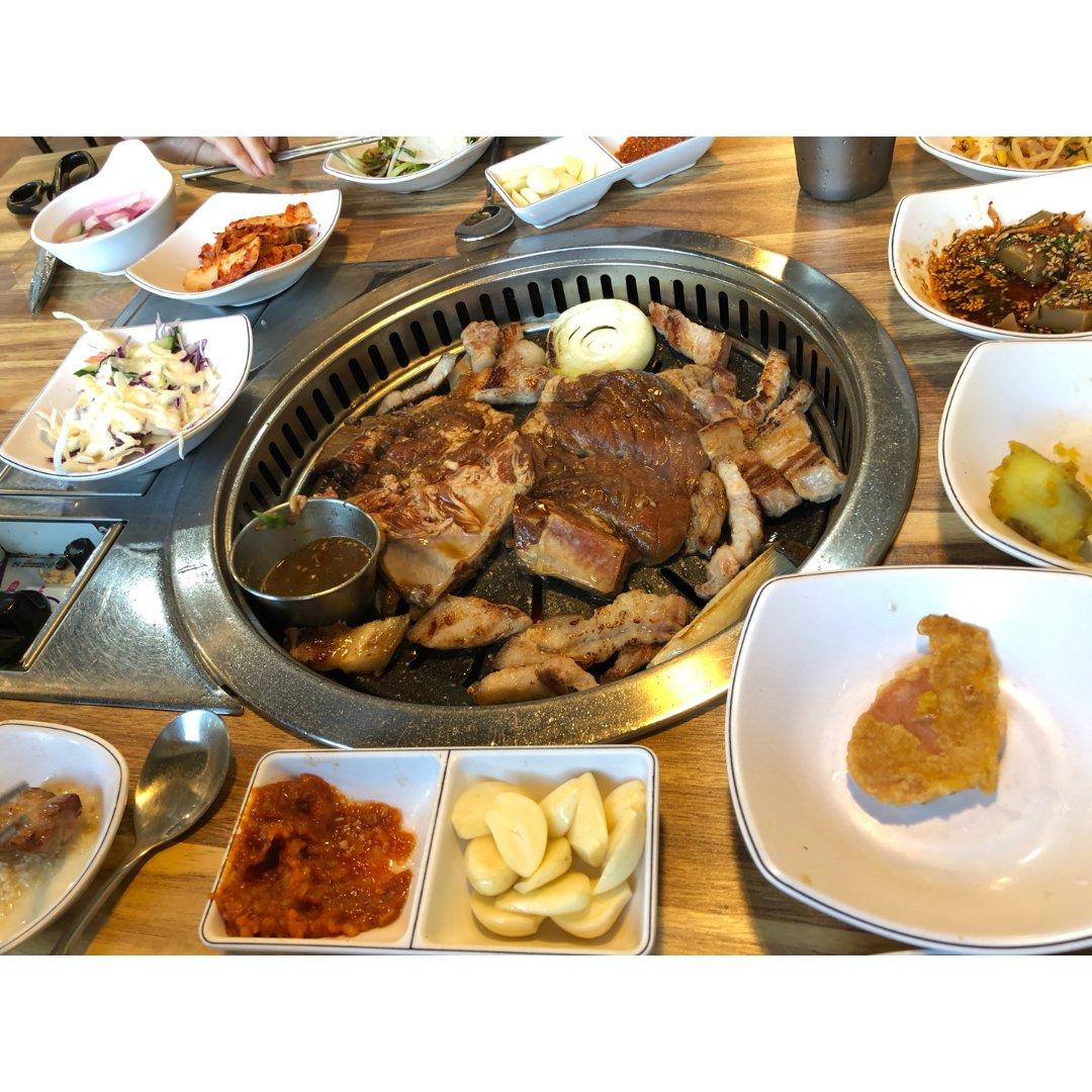 济州岛的一日三餐