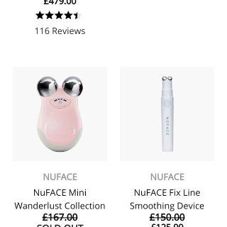 今日买买买🛍Nuface mini vs...