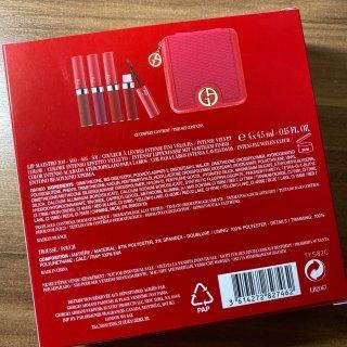 阿玛尼唇釉套盒 200-400-405-...