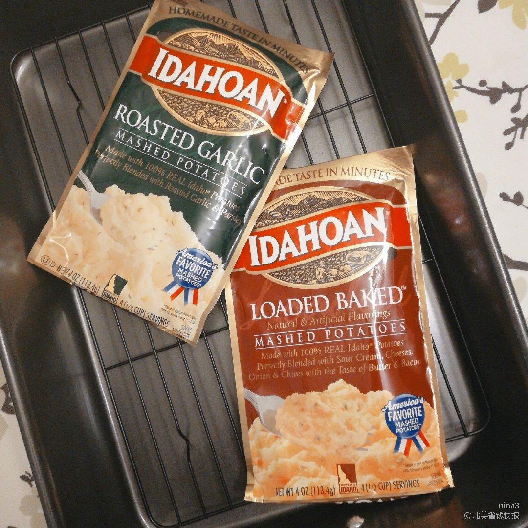 节日大餐进行时------土豆泥补货