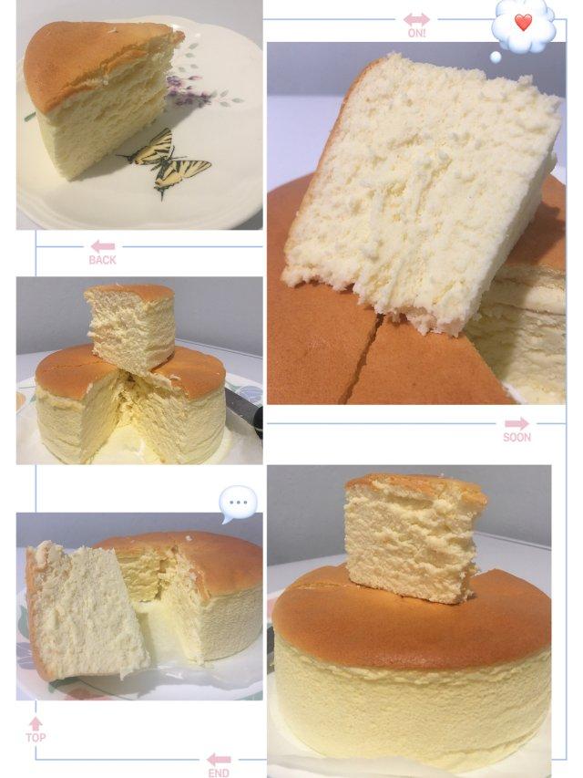 【黑五3-2】日式轻乳酪蛋糕🎂