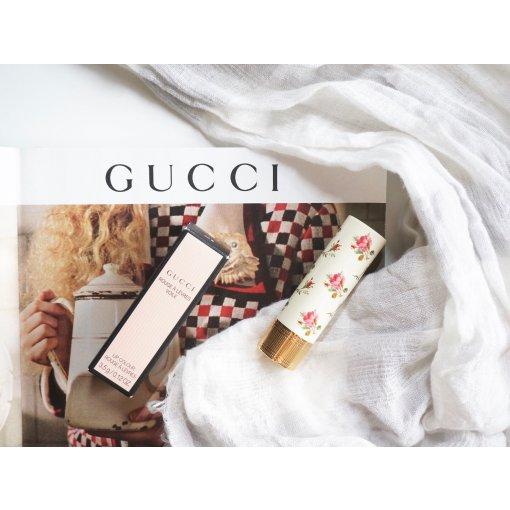 彩妆 / 小花最近沉迷在Gucci小碎花里