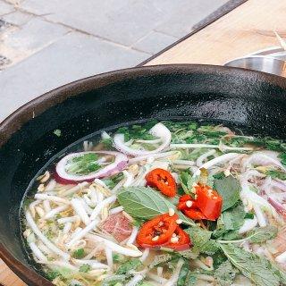 伦敦美食|超好吃的越南菜...
