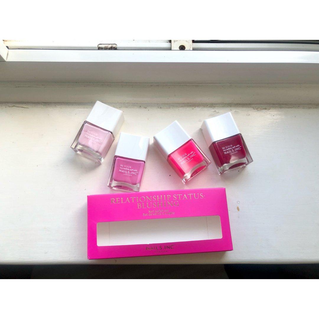 Nails Inc,众测产品