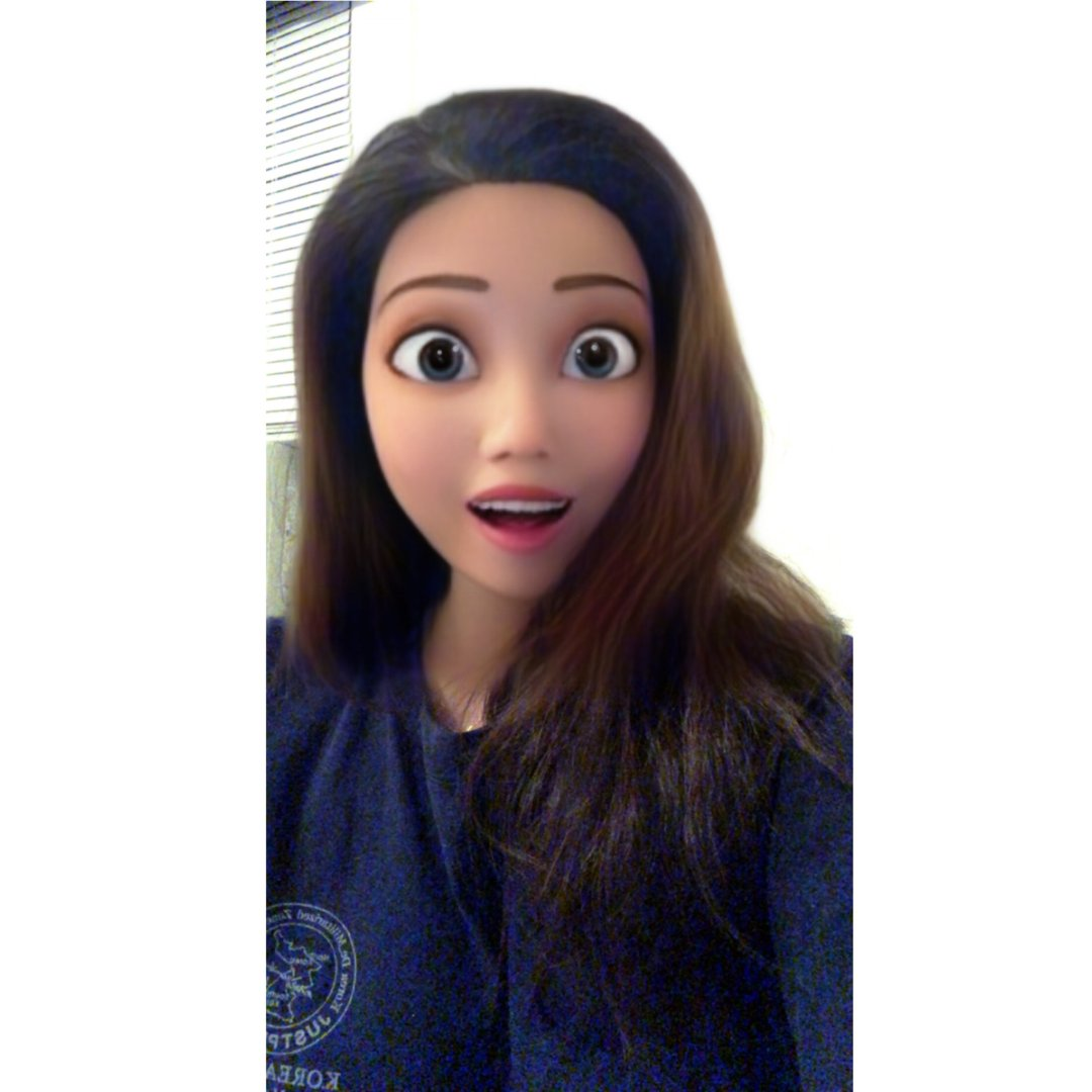 用了Snapchat这个滤镜📷你也...