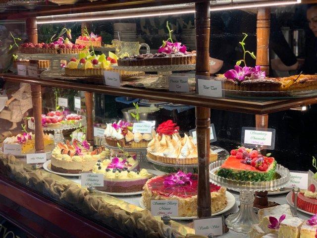 澳洲旅行   墨尔本网红英式甜品店推荐
