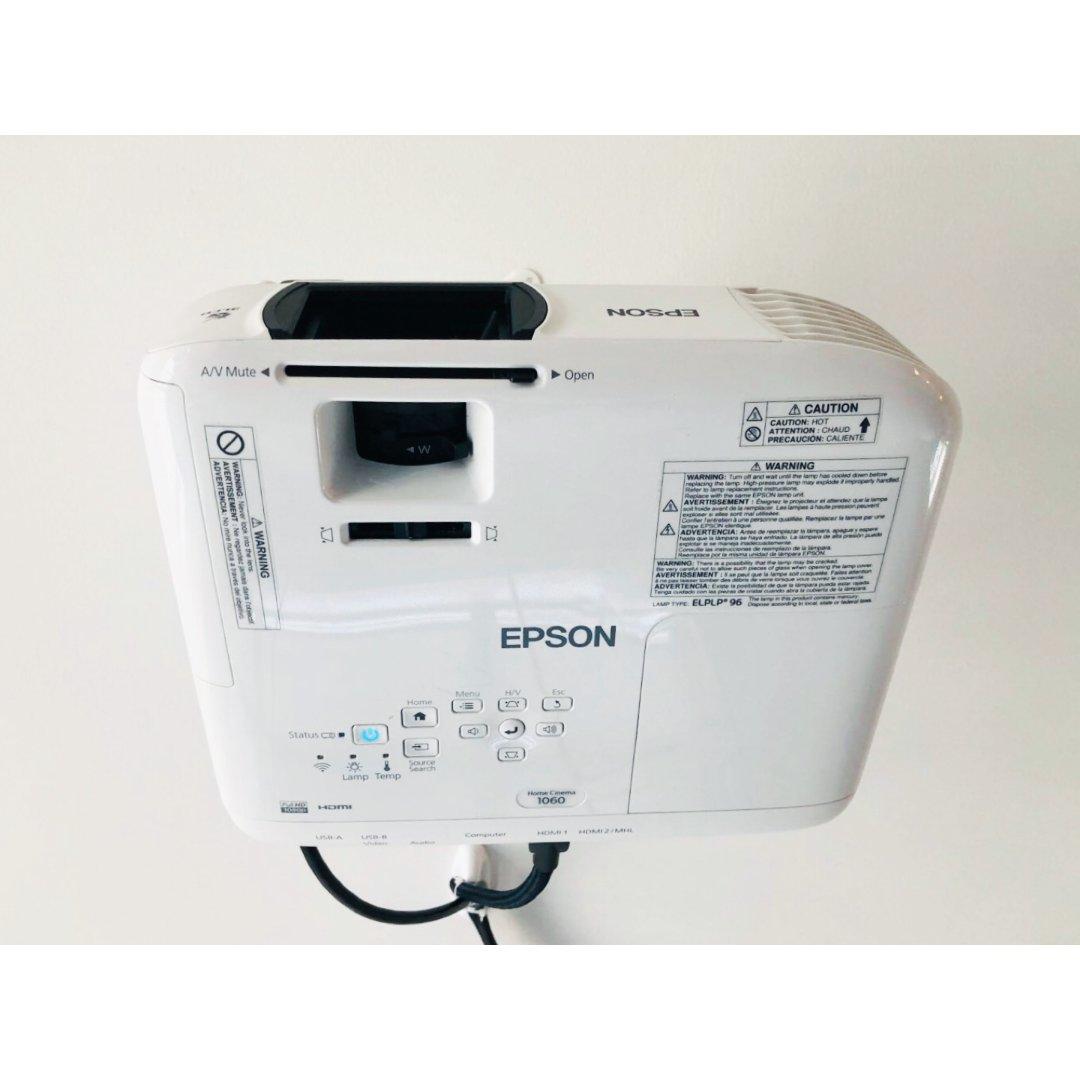 Epson投影仪👻宅家快乐源泉