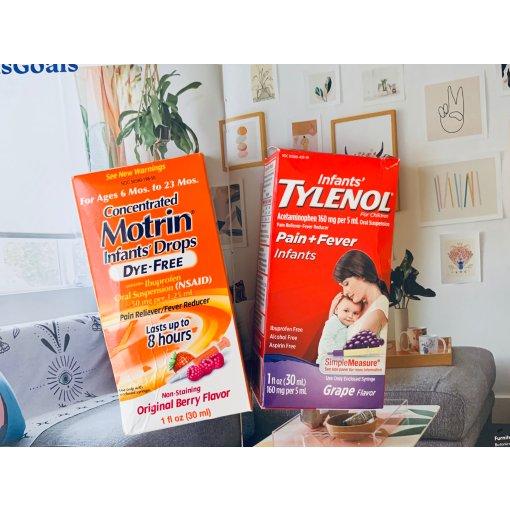 家庭小药箱 | 幼儿退烧药