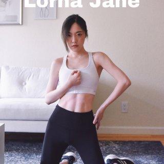 健身快乐Lorna Jane🖤