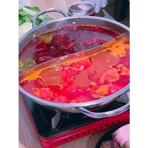 微眾測---敲級高cp值hotpot Yzakk鴛鴦鍋