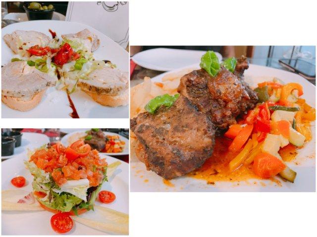 【旅行|美食】🇪🇸格拉纳达和塞维利...
