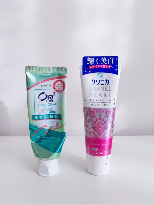 生活篇|Ora2白茶牙膏快用完了 ...