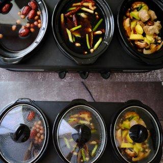 【微众测】厨房好帮手,Crock-Pot三合一慢炖锅