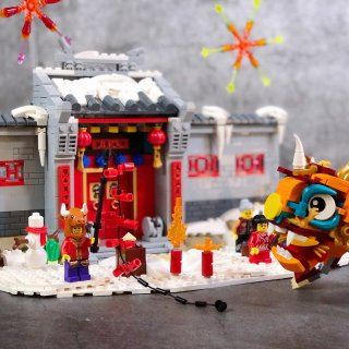 【Lego】Story of Nian...