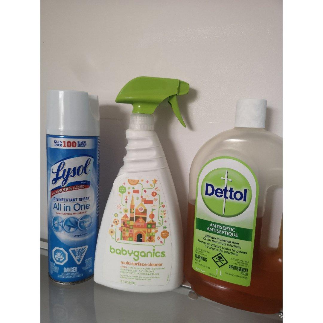 抗疫期间 居家清洁我都有什么?