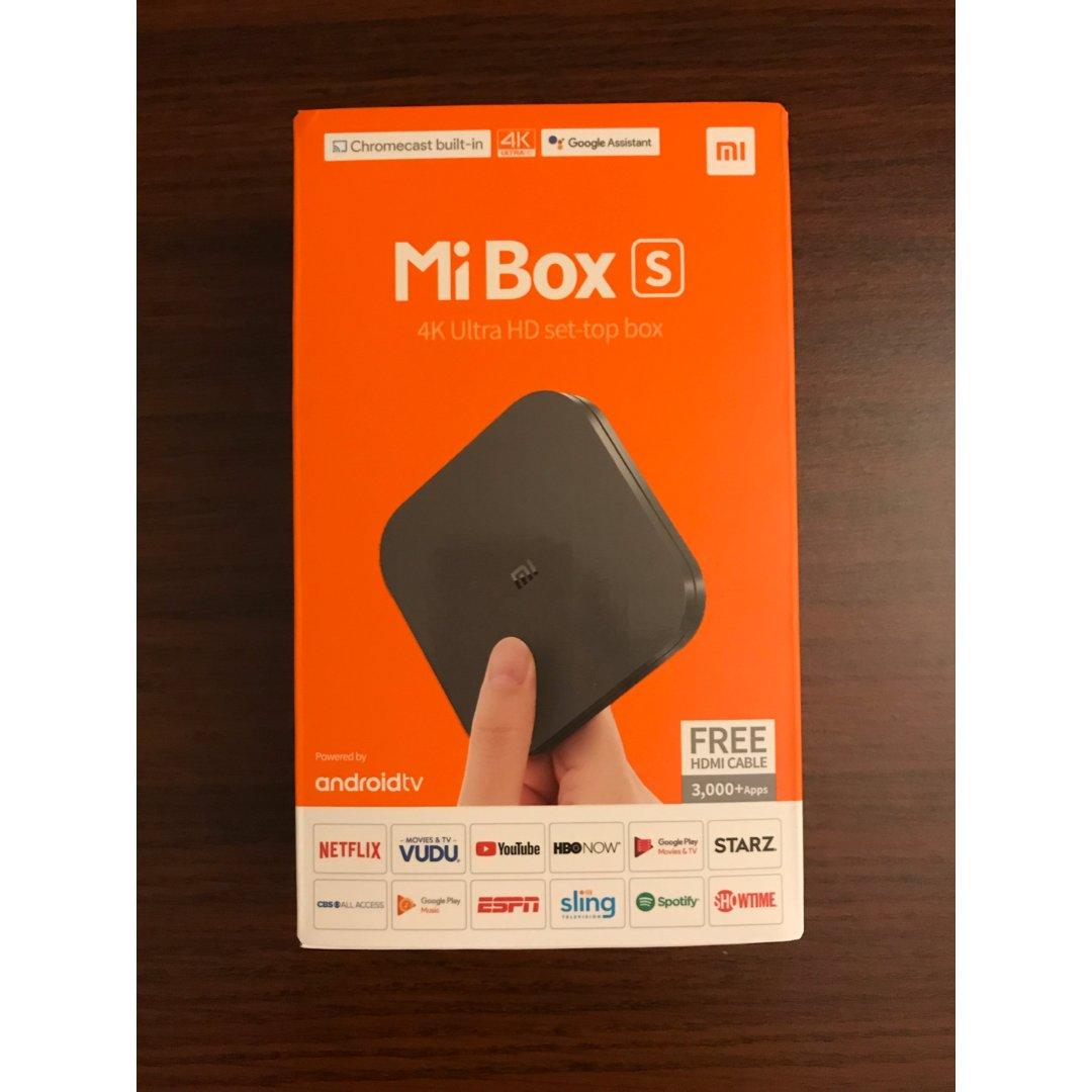 小米电视盒子