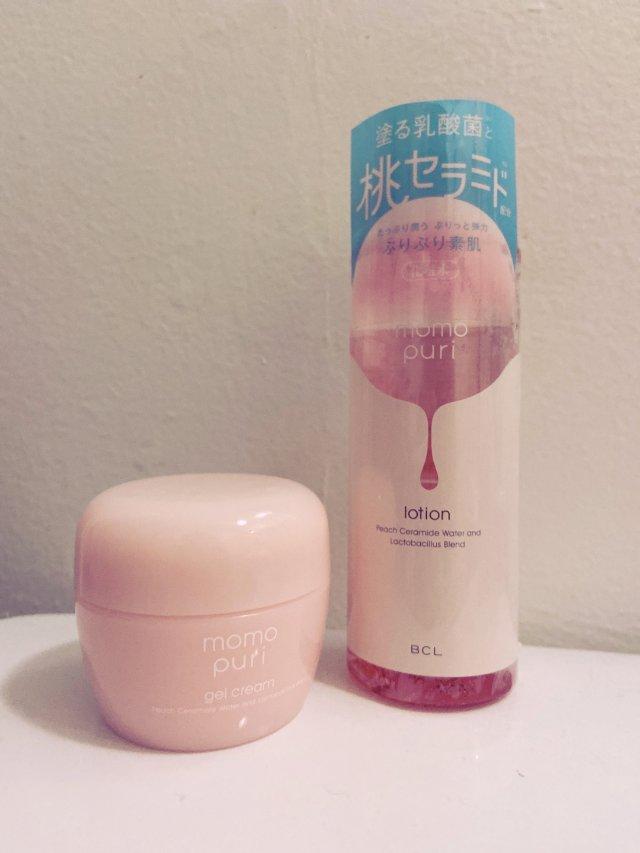 桃子🍑护肤套组