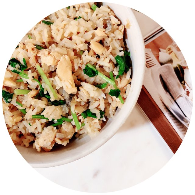 一日三餐都可吃的三文鱼拌饭
